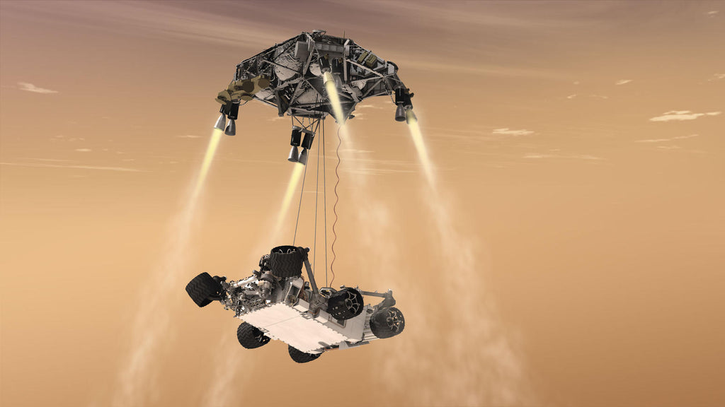 NASA's No Name Nuclear Rover and the 'Impossible' Task Ahead
