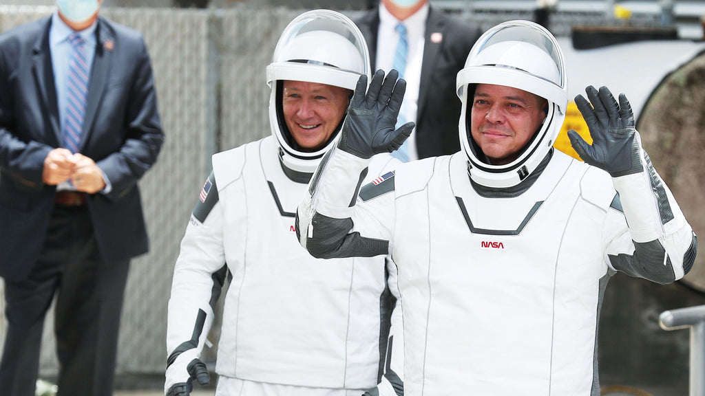 Dorky Or Cool? A Scientific Analysis Of SpaceX's Starman Suit.