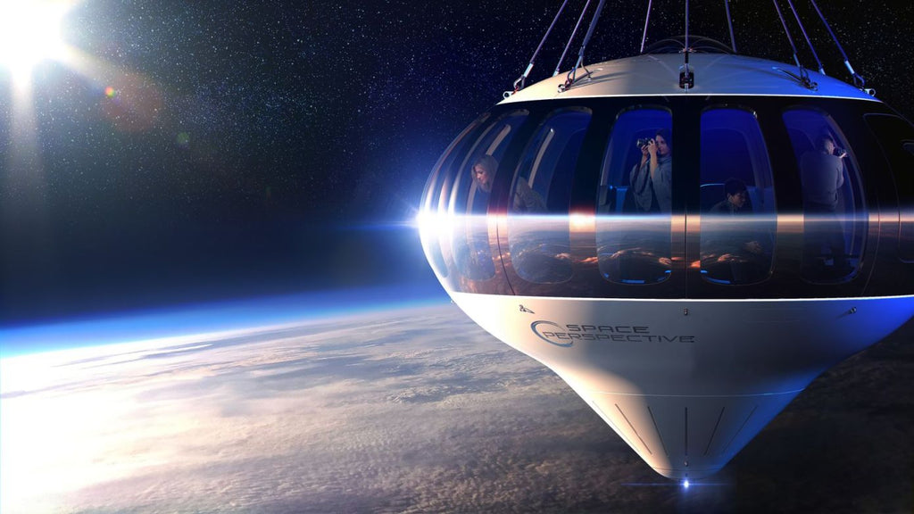 Finally, You Can Ride A Balloon Into Space For Just $180,000
