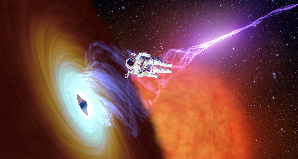 Ask ARSE: What Happens If I Thrust Hard Into A Black Hole?