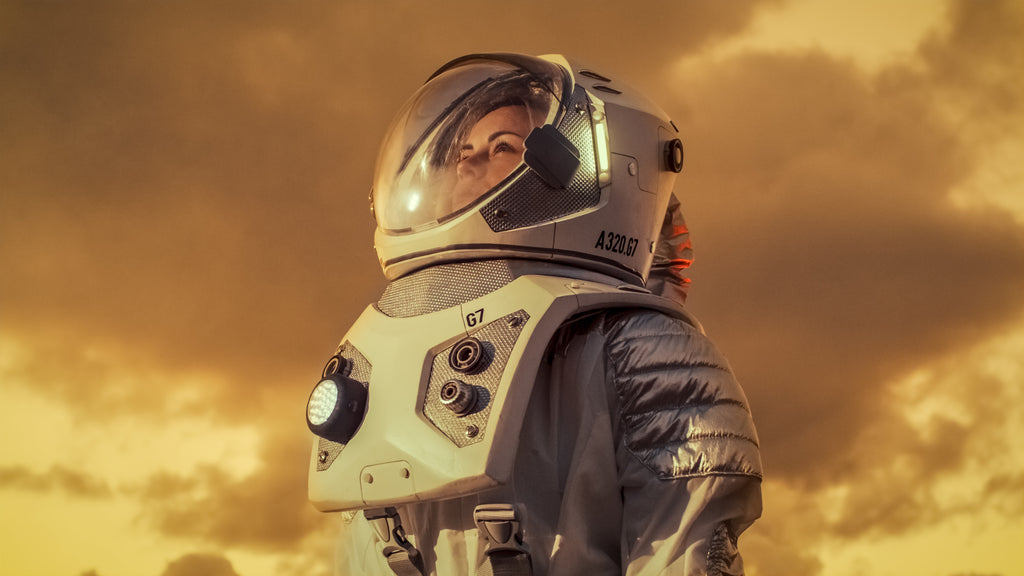 First person on Mars likely to be woman, NASA assumes gender.