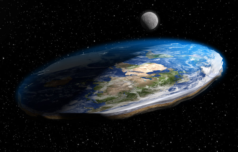 "Flat Earthers Plan ""Scientific Journey"" To ""The Edge Of The World"""