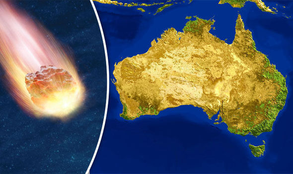 The Oldest Known Asteroid Strike On Earth Is Australian.