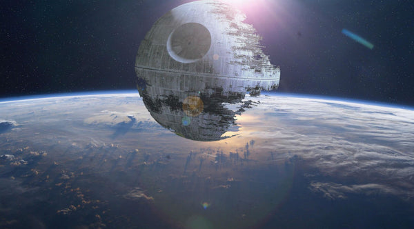 The Death Star would need about 568,000 planets to contribute to its cost to build.