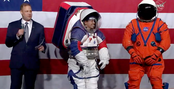 xEMU spacesuit is reported to cost in the tens of millions of US dollars.