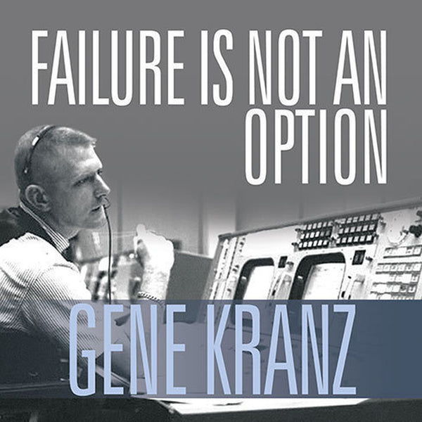 "Gene Kranz, flight director at Mission Control during Apollo 13, never actually said ""failure is not an option""."
