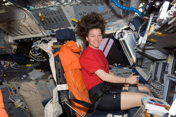 Women astronauts have better resilience to zero gravity in space.