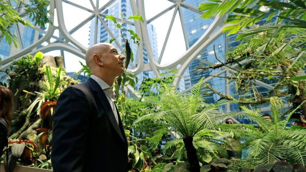 Jeff Bezos has announced the Bezos Earth Fund worth US$10 Billion