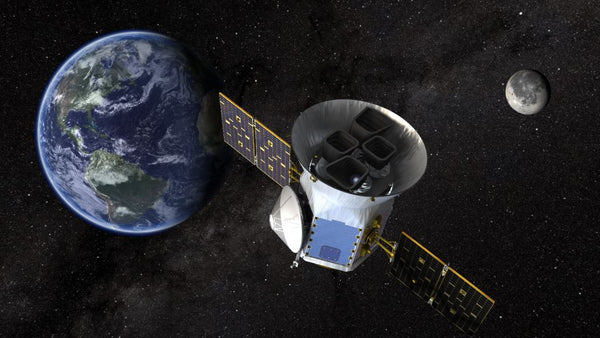 TESS, the Transiting Exoplanet Survey Satellite