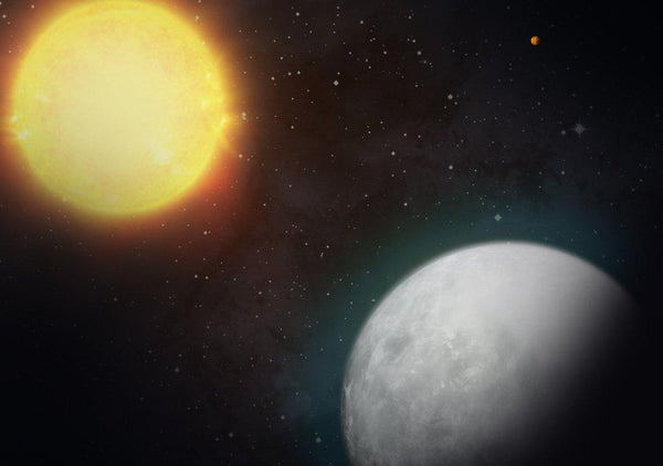 "TESS discovers ""super earth"""