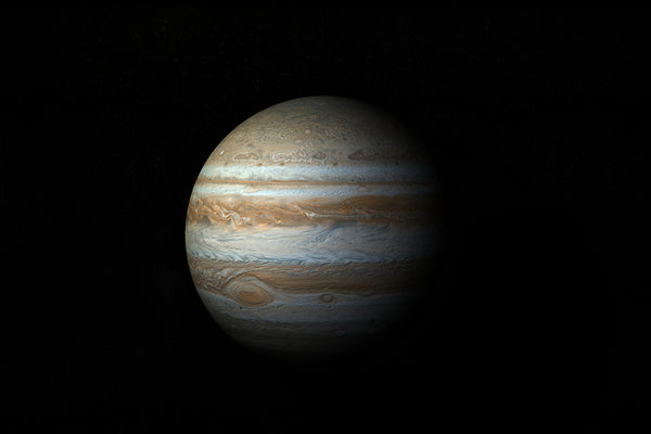 Jupiter's little brown dot down south
