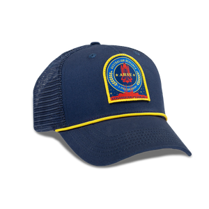 Commander Trucker Hat - Navy