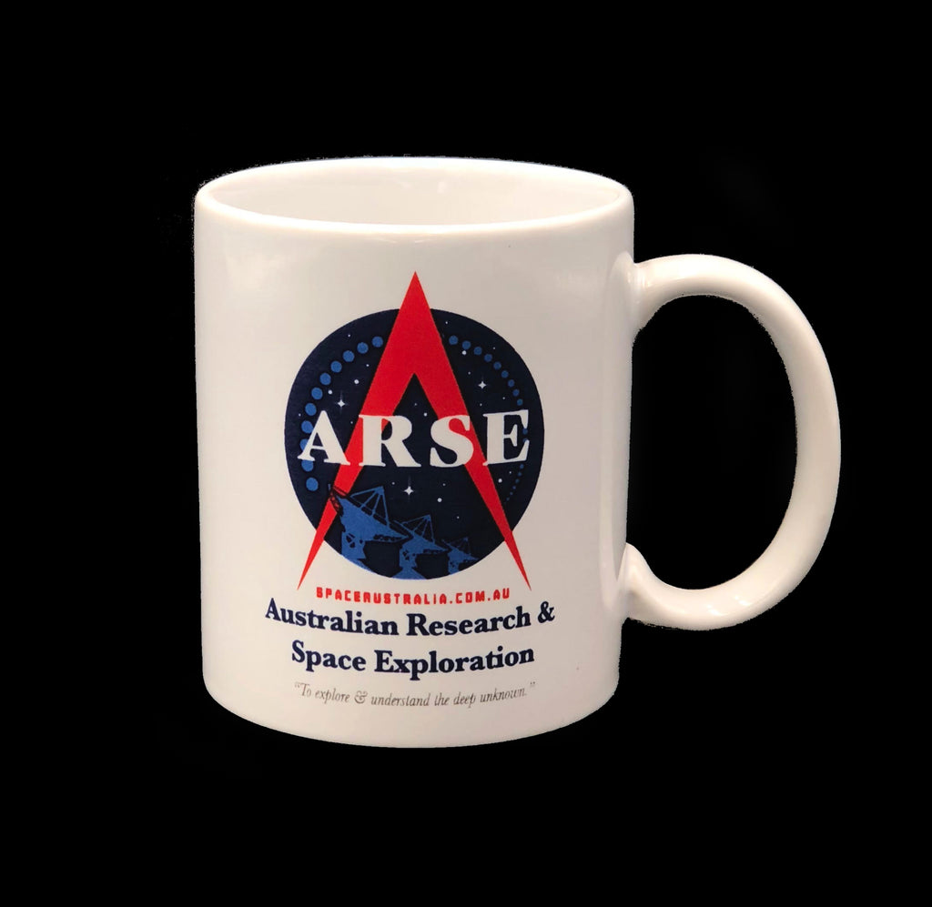 ARSE Coffee Mug