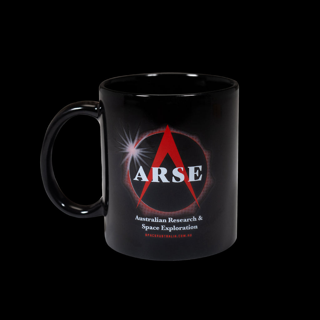 ARSE Eclipse Coffee Mug