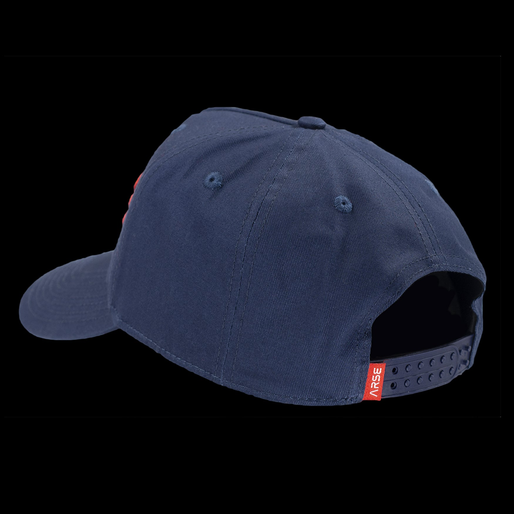 Houston Snapback Hat - Navy