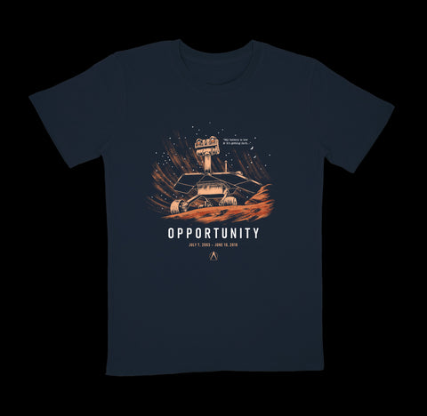 Mars Opportunity Rover Shirt