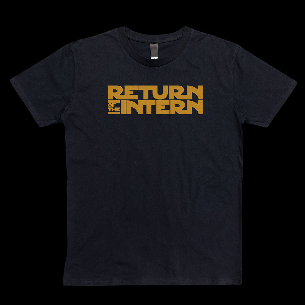 Return Modern Tee - Black