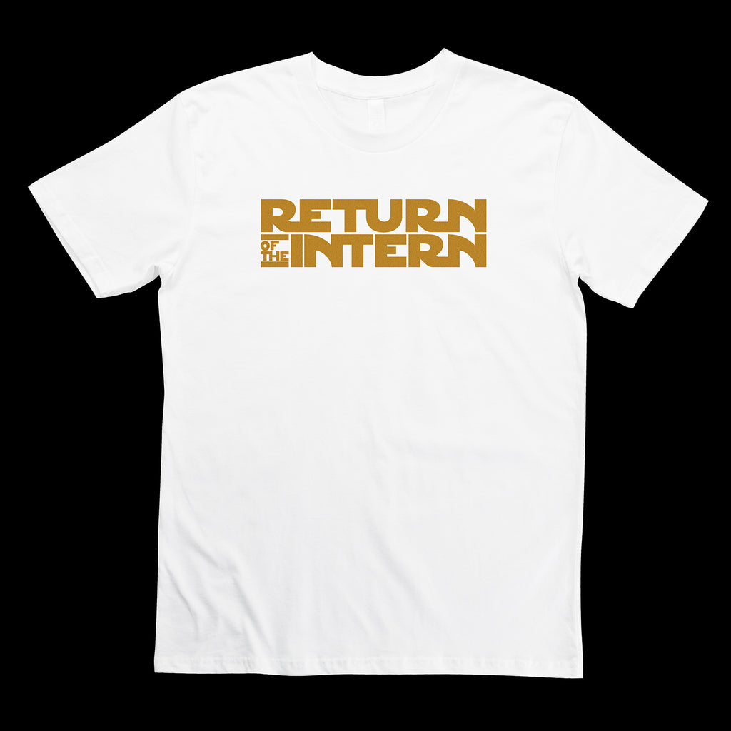 Return Modern Tee - White