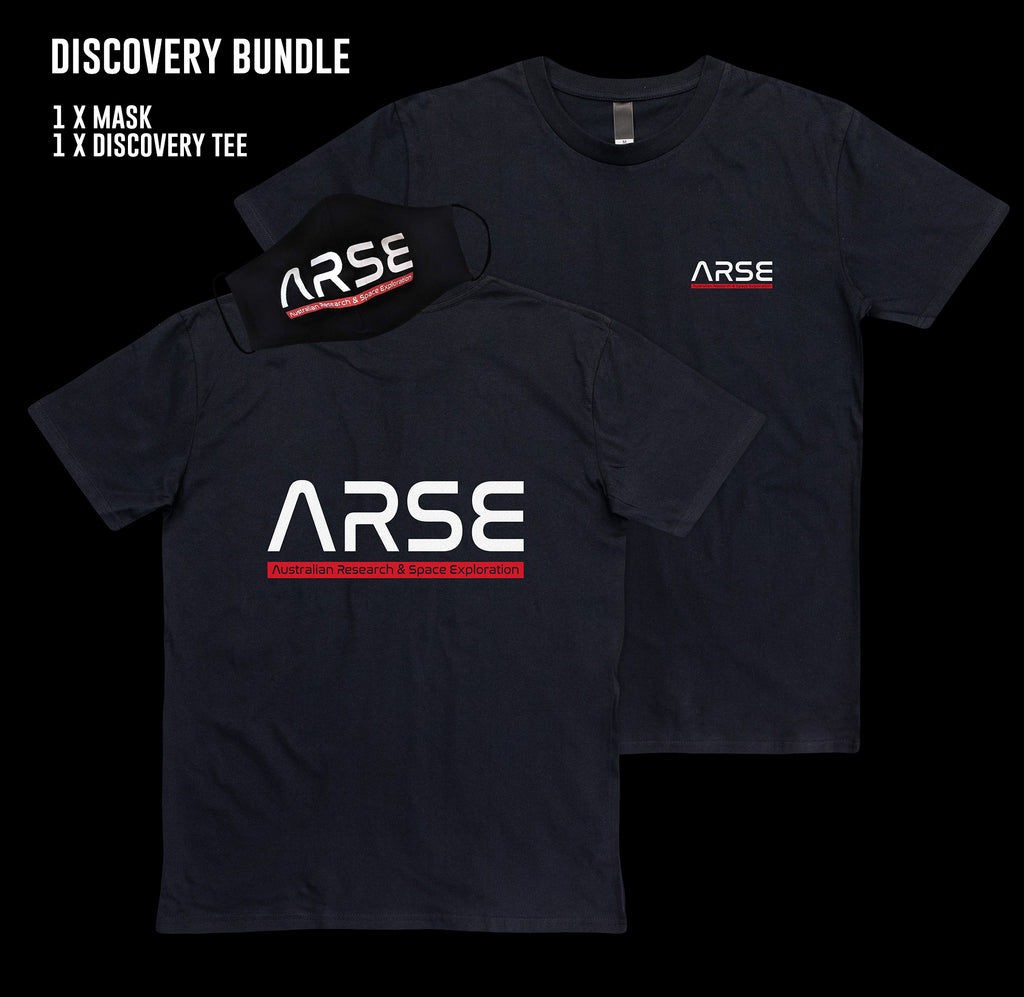 Discovery Bundle - Black