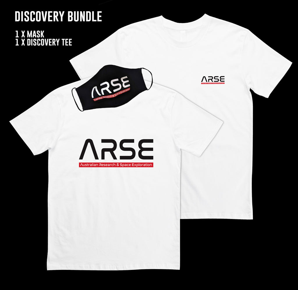 Discovery Bundle - White