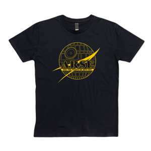 A.R.S.E May The 4th Tee - Black