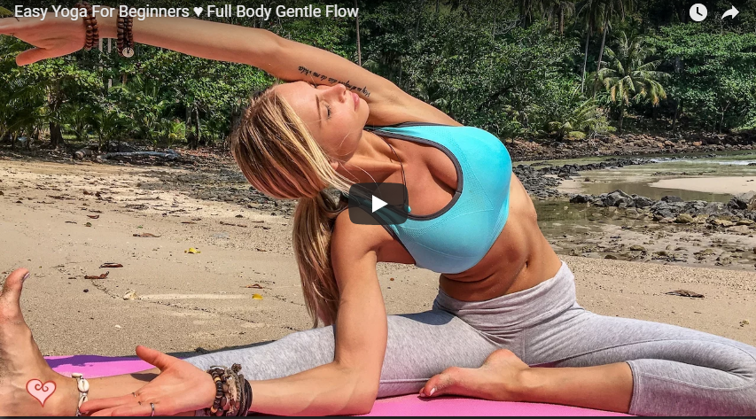 Full Body Gentle Flow Yoga
