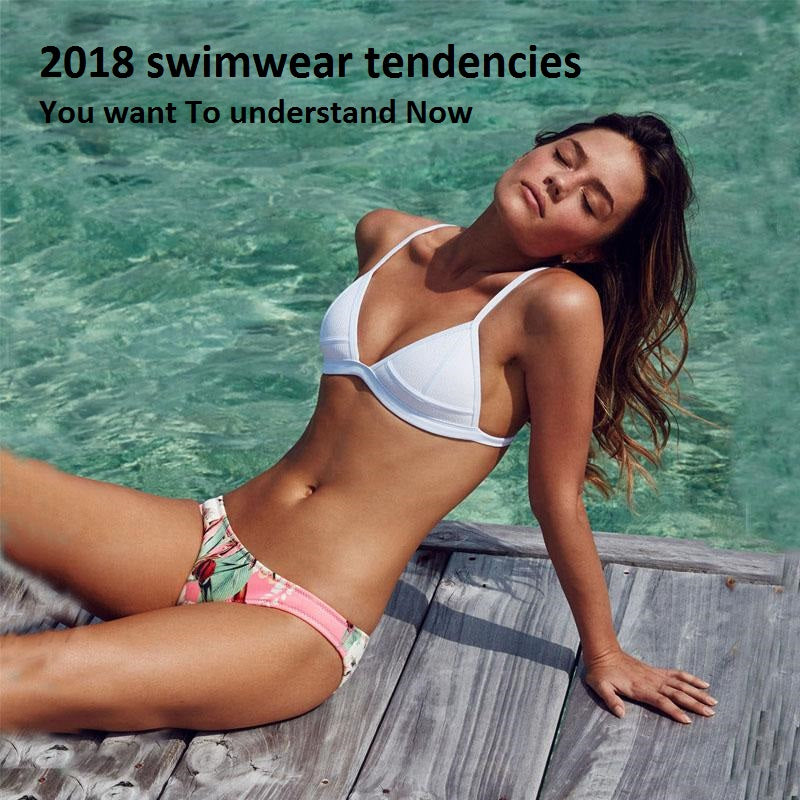 2018 swimwear tendencies You want To understand Now