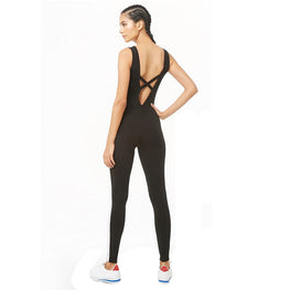Suspenders Yoga Jumpsuit One Pieces - Arhametics