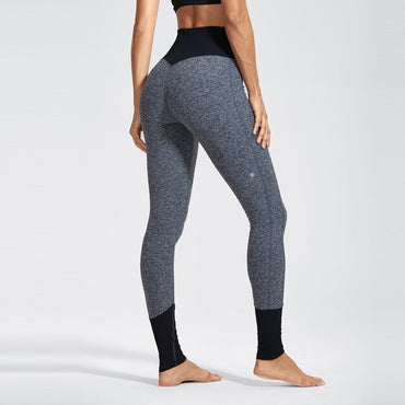 High-Waist Tight Tummy Control Yoga Legging Leggings - Arhametics