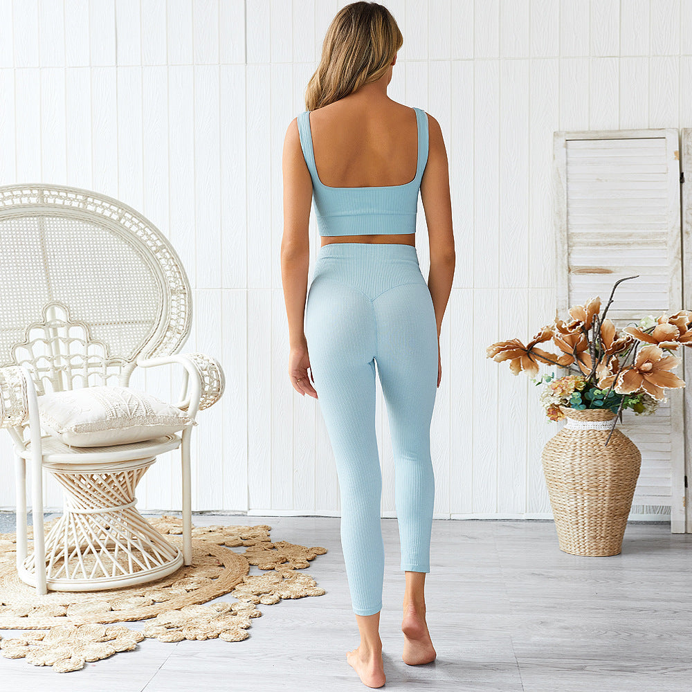 Ropa Overalls Fitness Suit Yoga Sets - Arhametics