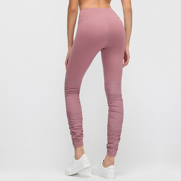 Spring fall V-shaped High-waist Yoga Legging Leggings - Arhametics