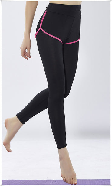Yoga Democracy Lace in Place Urban Active Legging Leggings - Arhametics