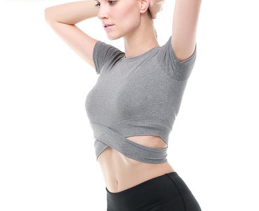 Studio Cropped Top Tees - Arhametics
