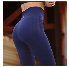 High Elasticity High Waist Yoga Leggings Leggings - Arhametics