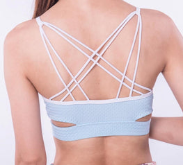 Shockproof Breathable Pullover Bra