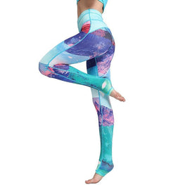 Compression Fitness Yoga Leggings Leggings - Arhametics