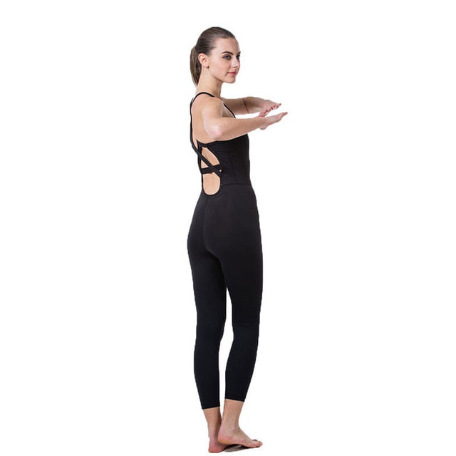 Pad Breathable Tight Elastic Suit One Pieces - Arhametics
