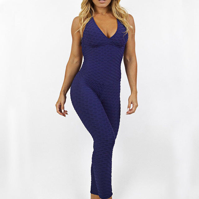 Bandage Gym Bodysuit One Pieces - Arhametics