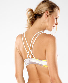 Cross Back Soft Fit Yoga Bra Bras - Arhametics