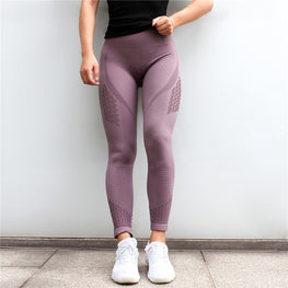 Tummy Control Seamless Yoga Pants Leggings - Arhametics