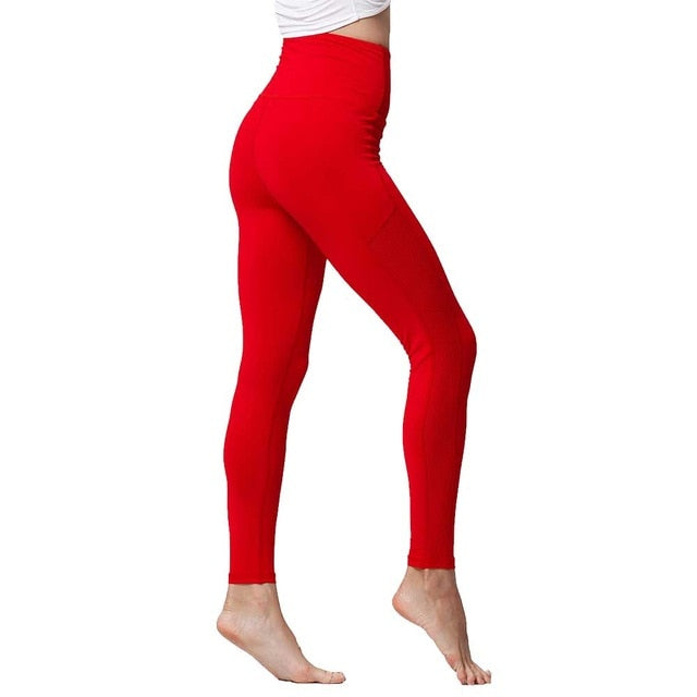 Fusion Mesh Long Legging Leggings - Arhametics