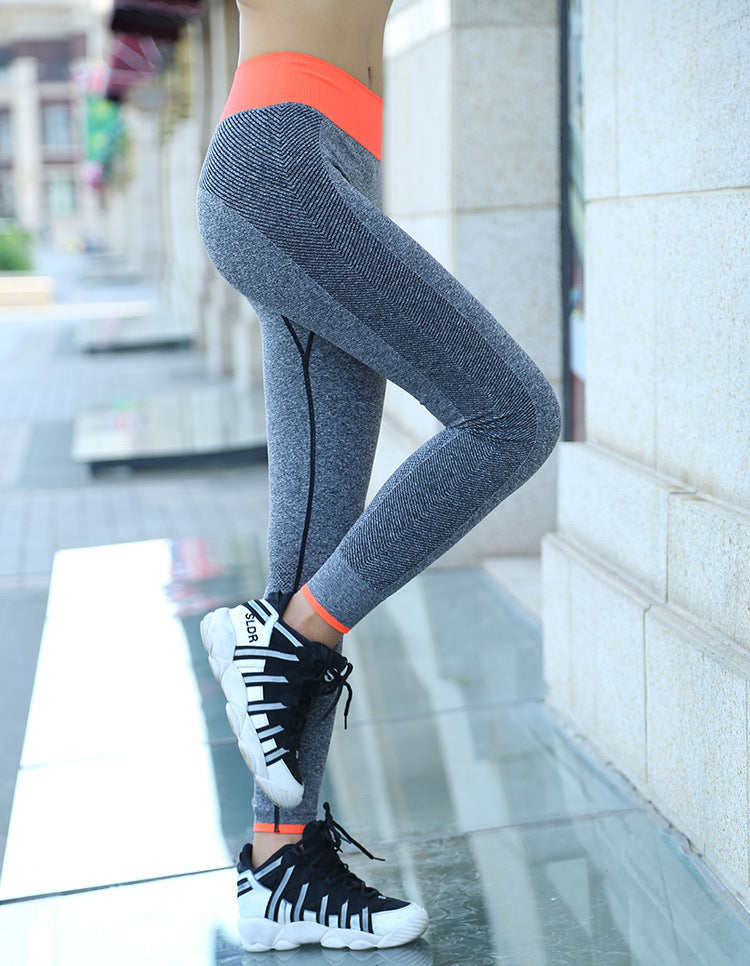 High elasticity fitness Yoga legging Leggings - Arhametics