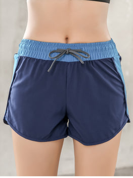Women's Double Up Two-In-One Mesh Shorts shorts - Arhametics