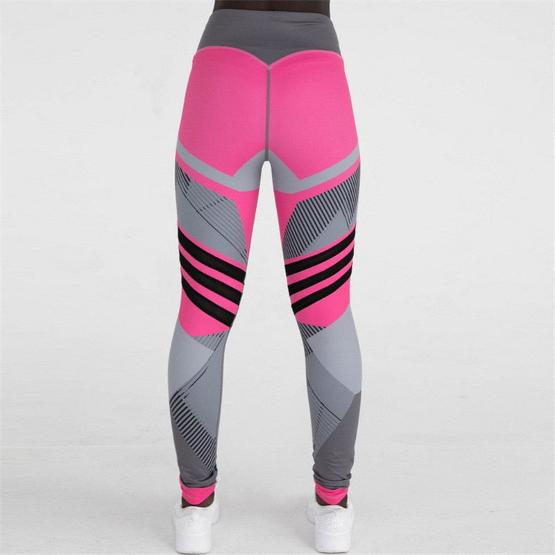 Slim Wicking Force Fitness Legging Pants Leggings - Arhametics