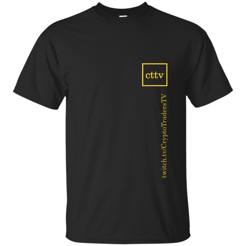 Crypto T-shirt - CryptoTraders TV