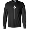 Crypto T-shirt LS - Cardano Sports Black