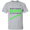 Trading T-shirt Blood In The Streets