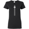 Crypto T-shirt Women - Cardano Sports Black