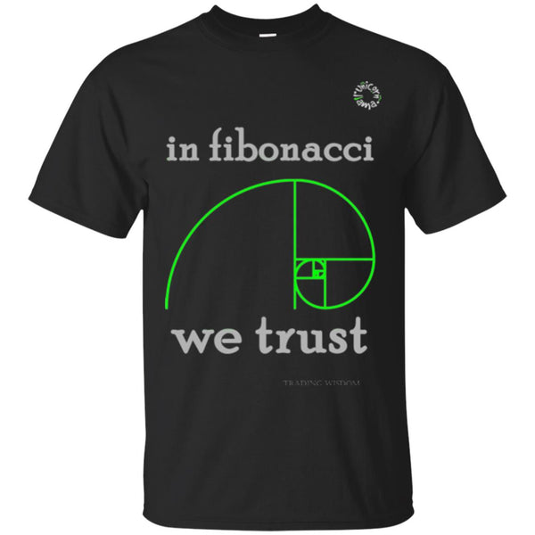 Trading T-shirt In Fibonacci We Trust