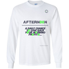 Trading Long Sleeve Tee Day Trader Afternoon Delight